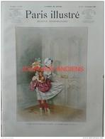 1888 PARIS ILLUSTRÉ N° 51 A VOIR - Journaux - Quotidiens
