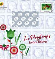 """France (2019) Entier Postal De Service Prêt-à-poster """"Printemps Des Beaux Timbres"""", Papillons. Service Postal Stationery - Entiers Postaux"""
