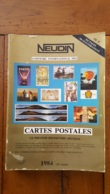 NEUDIN 1984  542 PAGES 700 ILLUSTRATIONS COUVERTURE MOLLE - Books