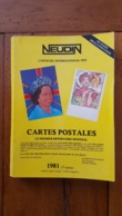 NEUDIN 1981  542 PAGES 600 ILLUSTRATIONS COUVERTURE MOLLE - Books