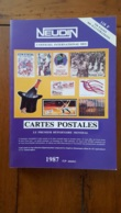 NEUDIN 1987  536 PAGES ET 800 ILLUSTRATIONS - Libri