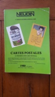 NEUDIN 1980  COUVERTURE MOLLE - Libri