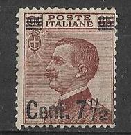 Italie 1923-24 -  Y&T  N° 128b ** Neuf  Voir 2 (scans). - Neufs