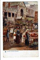 CPA - Carte Postale -Royaume Uni - London- Covent Garden Market-1919- VM1756 - London