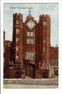 CPA - Carte Postale -Royaume Uni - London- Clock Tower-St James Palace-1920- VM1758 - London