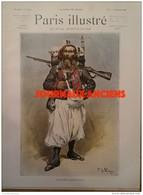 1888 UN ZOUAVE Par DE POIRSON - SYMPHONIE Par SCHENCK - LE PAYS DES VEUVES OSTERLING - PERRETTE ET LE POT AU LAIT - Journaux - Quotidiens