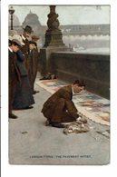 CPA - Carte Postale -Royaume Uni - London- The Pavement Artist-1920 VM1760 - London