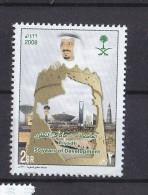 Saudi Arabia  2008  YEAR ISSUE STAMP  RIYADH DEVLOPMENT    SET MNH - Saudi Arabia