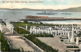 Chine - Weihaiwei Island - The Last Post - Naval Cemetery - See Verso - Chine