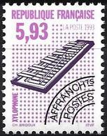 France 1993 - Mi 2971 - YT Po 231 ( Musical Instrument : Xylophone ) MNH** - Préoblitérés