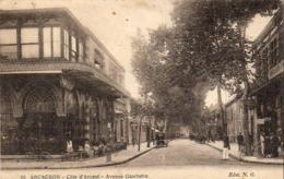 D33  ARCACHON  Avenue Gambetta  ..... - Arcachon