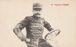 Rare Cpa  Le Capitaine Ferber - Aviateurs