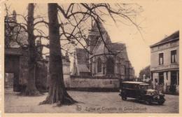 119 Droogenbosch Eglise Et Cimetiere - Drogenbos