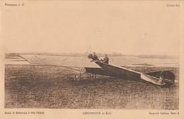 Rare Cpa L'aérodrome De Buc - Buc