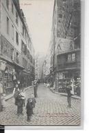 PARIS  75005   N  74 RUE GALANDE BOUTIQUES PERSONNAGES - Arrondissement: 05