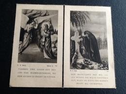 Van Nieuwenhuyze,vande Steene,Aarsele 1893,Fulda Duitsland 1945,Oorlogsslachtoffer Luchtbombardement. - Religion & Esotérisme
