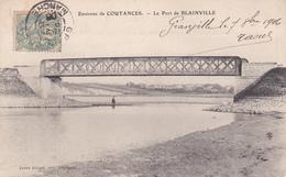 Environs De Coutances Le Port De Blainville éditeur Laine Jolivet - Blainville Sur Mer