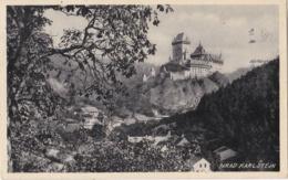 TCHEQUIE :  HRAD KARLSTEJN - Tchéquie