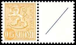 FINLAND, M-63 Lions Definitives 0,15 Type II HaP** - Nuovi