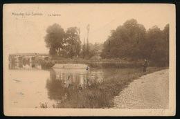 MOUSTIER SUR SAMBRE      LA SAMBRE - Jemeppe-sur-Sambre