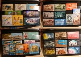 Egypte - Lot De Timbres Pour La Poste Aérienne - Années 1950/60 - Séries Complètes - Neufs * (2 Ou 3 Oblitérés) - Poste Aérienne