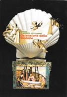 [DC0418] CPM - GIUBILEO 2000 - TORINO - OSTENSIONE DELLA SINDONE - CARTOLINEA 418 - Non Viaggiata - Altri