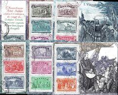 1992 Italia Repubblica Foglietti Cristoforo Colombo Scoperta America   Perfetta - 6. 1946-.. Repubblica