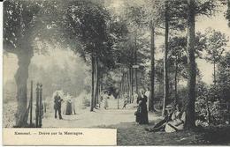 Kemmel Drève Sur La Montagne  (1008) - Heuvelland