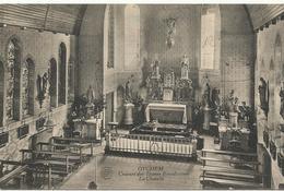 Oyghem Couvent Des Dames Bénédictines La Chapelle   (1015) - Wielsbeke