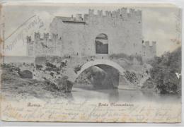 AK 0198  Roma - Ponte Nomentano Um 1900 - Ponts