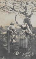 AK 0198  Fröhliche Pfingsten Um 1910-20 - Pfingsten