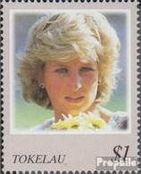 Tokelau 259 (complète.Edition.) Neuf Avec Gomme Originale 1998 Princesse Diana - Tokelau