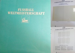 J) 1997 FRANCE, FOOTBALL, CHAMPIONSHIP OF THE WORLD, EMPTY FOLDER, FINE - Frankreich