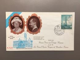 Eerste Dag Van Uitgifte - FDC - Huwelijk Prinses Irene - 1964 - Covers & Documents