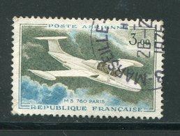FRANCE- P.A Y&T N°39- Oblitéré - Airmail