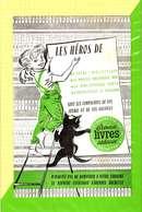 BUVARD&Blotter Paper: Les Heros De Livres Le Chat - Papeterie