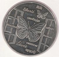 MONNAIE DE ¨PARIS 87 SAINT VICTURIEN  Une Médaille Pour L'Amour ! BLANCHE 2015 - Monnaie De Paris