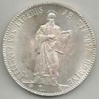 San Marino, Lire 5 1898, RICONIO/RESTRIKE In Argento. - San Marino