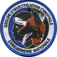 Maitre Chien Gendarmerie - GIC AJACCIO - Police