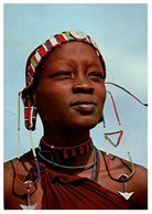 AFRIQUE - KENYA - Masai Girl - Femme - Kenya