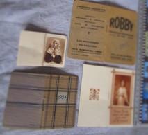 Lot De COLLECTION 4 AGENDAS  - VINTAGE -  1932 / 1934 / 1949 / 1950 - Kalenders