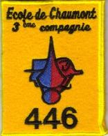 Gendarmerie - ESOG CHAUMONT Passant 446 ème Promotion - Police