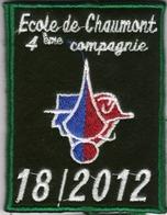 Gendarmerie - ESOG CHAUMONT Passant 18/2012 - Police