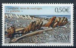 Saint Pierre And Miquelon, Miquelon-Langlade, 2019, MNH VF - Unused Stamps