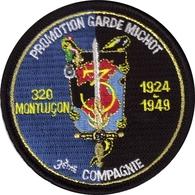 Gendarmerie - ESOG MONTLUCON - 320 ème Promotion - Police