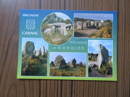 Bretagne     Dolmens Et Menhirs   Carnac - Dolmen & Menhirs