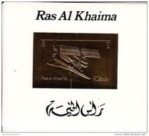 Ras Al Chaima Prueba De Oro - Ras Al-Khaimah