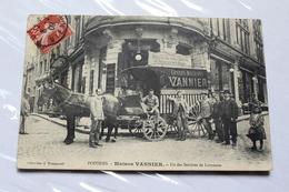 86000 - Poitiers - Maison Vannier - Un Des Services De Livraison - 584CP01 - Poitiers