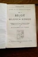 Boek 1947  Belgie En Belgisch Kongo   Aardrikskunde  Verzameling  ROLAND  In Nederlandse Taal - Géographie