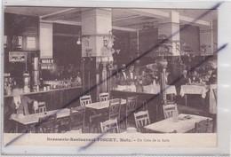 Brasserie-Restaurant PIQUET , Metz (57) Un Coin De La Salle - Metz